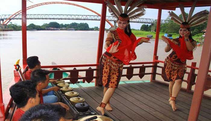 Tari Putri Malawen, Tarian Tradisional Dari Kalimantan Tengah
