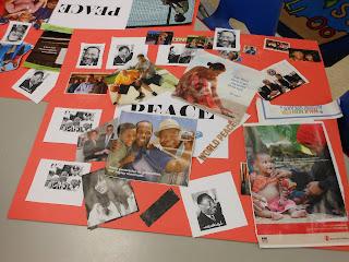 preschool, art, MLK, Dr. King