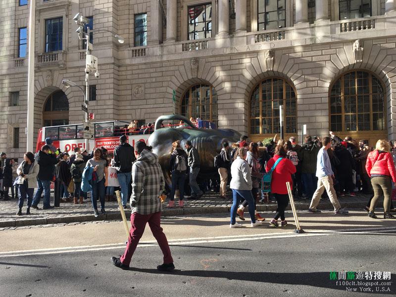 [美國.紐約] 聖誕假期美國行(3)世界上最著名景點之一 紐約自由女神像