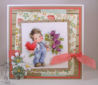 Charming Edwin Card Kit