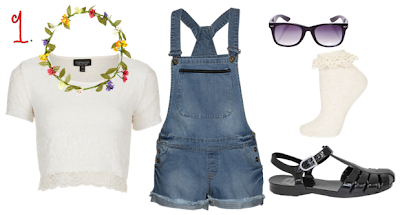 What I'd wear to a FESTIVAL 
