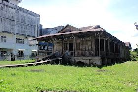 Rumah Kapitan Bagansiapiapi