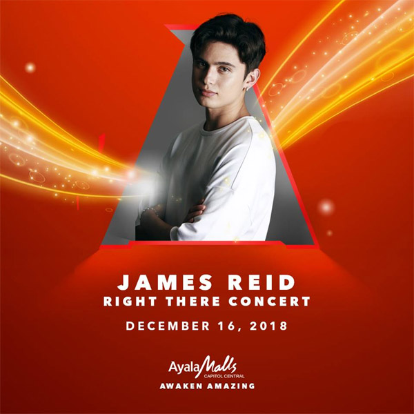 Ayala Malls Capitol Central - Ayala Capitol Central - Bacolod City - Christmas -Bacolod mall - Bacolod blogger - James Reid Right There Concert