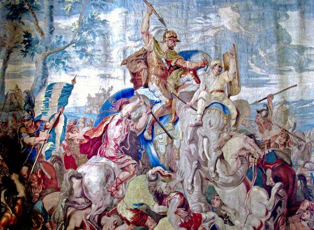 Σαν σήμερα έγινε η Μάχη των Γαυγαμήλων το 331 π.Χ