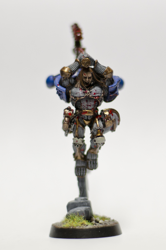 "Put to the Brush: My own ""Kharnversion"""