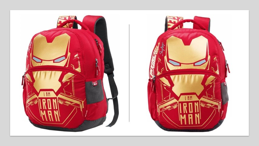 Skybags Sb Marvel Iron Man 32 L Backpack