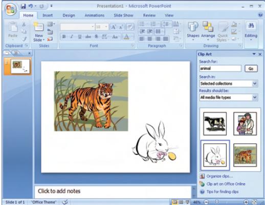 cara menyisipkan clipart pada microsoft word 2007 - photo #5
