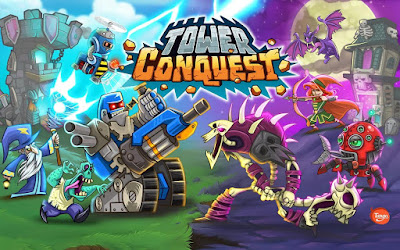 Download Game Tower Conquest Mod (Unlimited Money) Offline gilaandroid.com