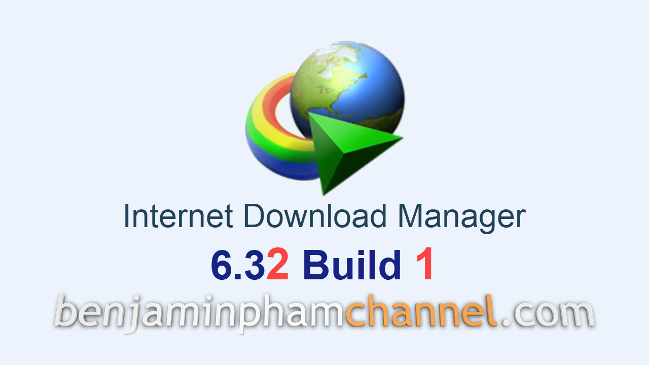 Internet Download Manager 6.32 Build 1