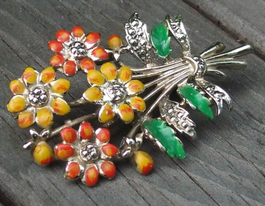 Dating old brooches