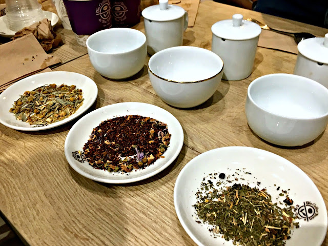 Art of Tea with CBTL