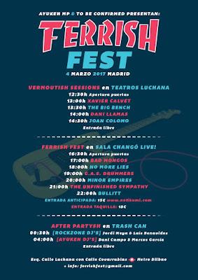Ferrish Fest