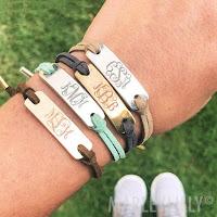 bracelets on wrist size