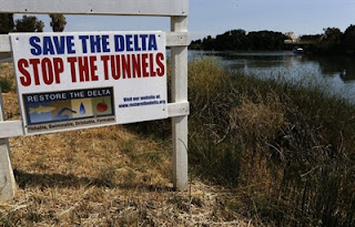 Gov. Jerry Brown's Delta Tunnels Plan Is Collapsing