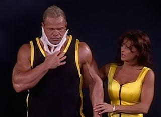WCW Mayhem 1999 - Lex Luger was an awesome heel