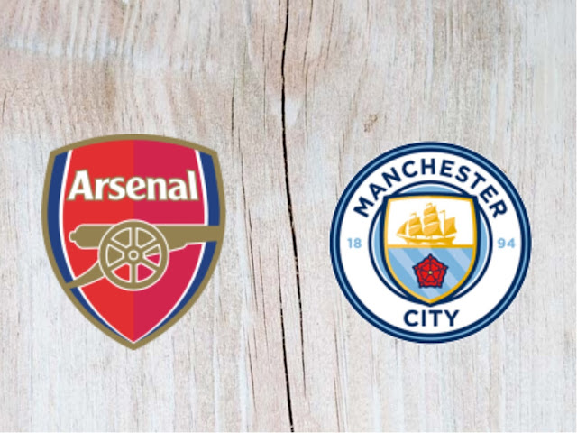 Watch Arsenal vs Manchester City Full Match & Highlights - 12 August 2018