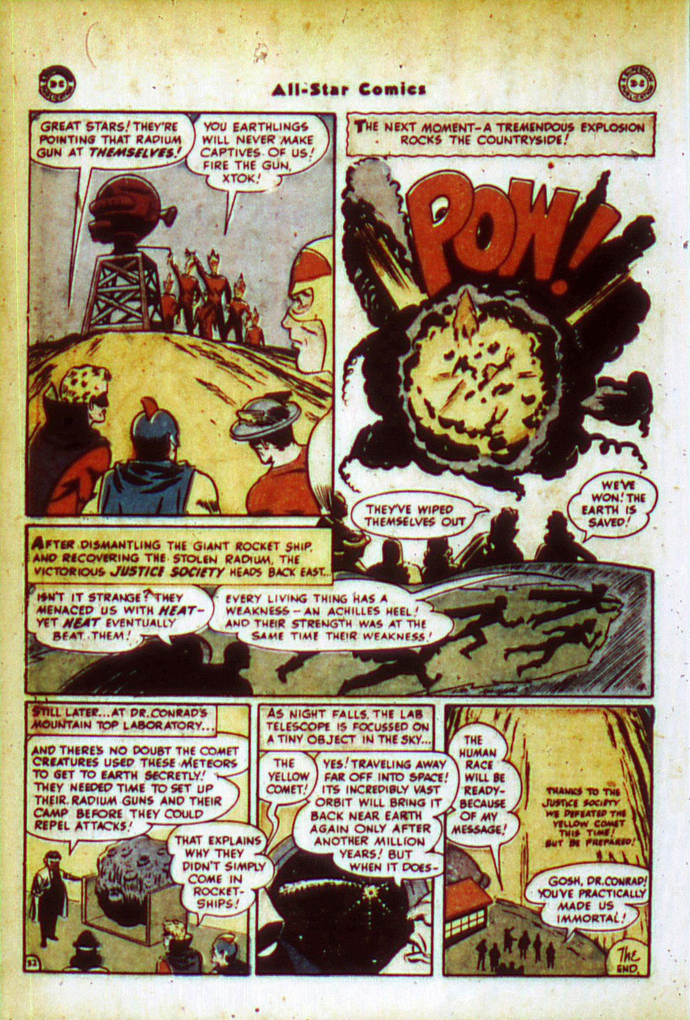 Read online All-Star Comics comic -  Issue #49 - 38