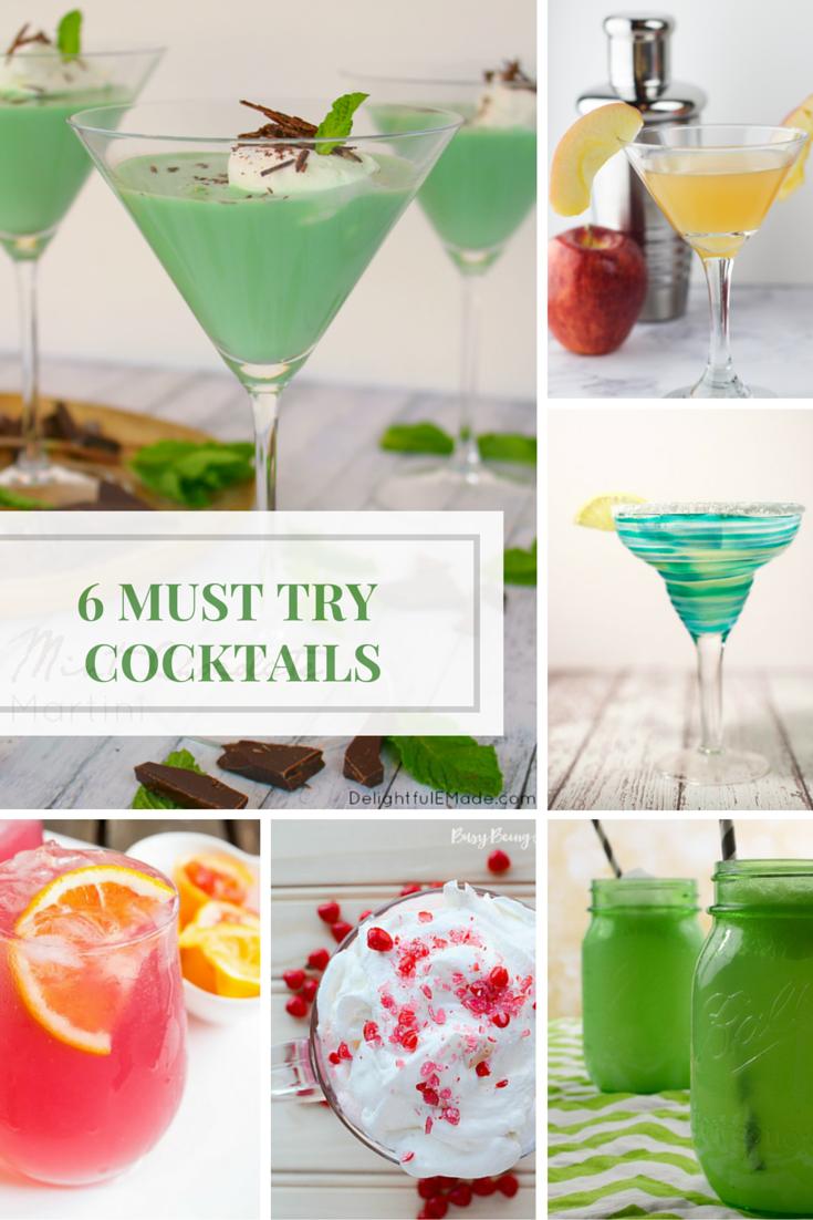 Martini-Round-Up
