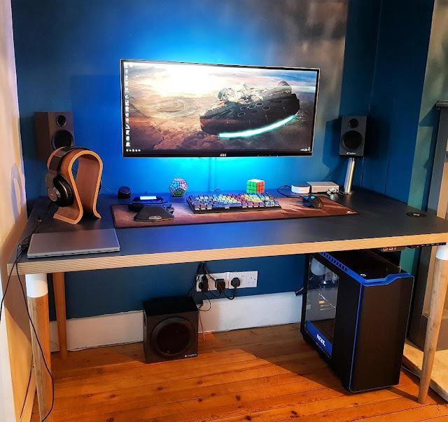 bilgisayar masası modifiye ürünleri