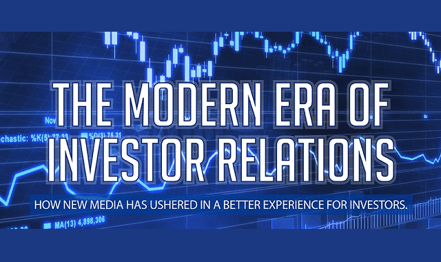 The Modern Era of Investor Relations