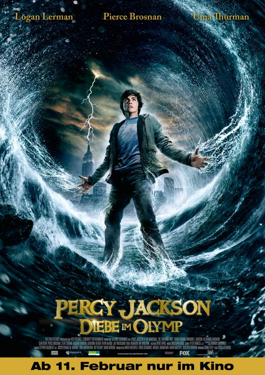 Percy Jackson và Các Vị Thần: Kẻ Cắp Tia Chớp