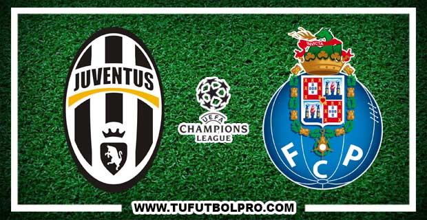 Ver Juventus vs Porto EN VIVO Por Internet Hoy 14 de Marzo 2017