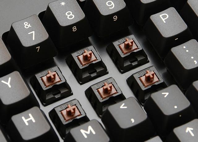 Kelebihan Keyboard Mechanical