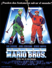 pelicula Super Mario Bros