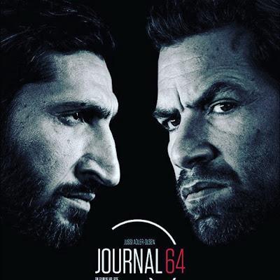 Los Casos del Departamento Q, Expediente 64. Journal 64