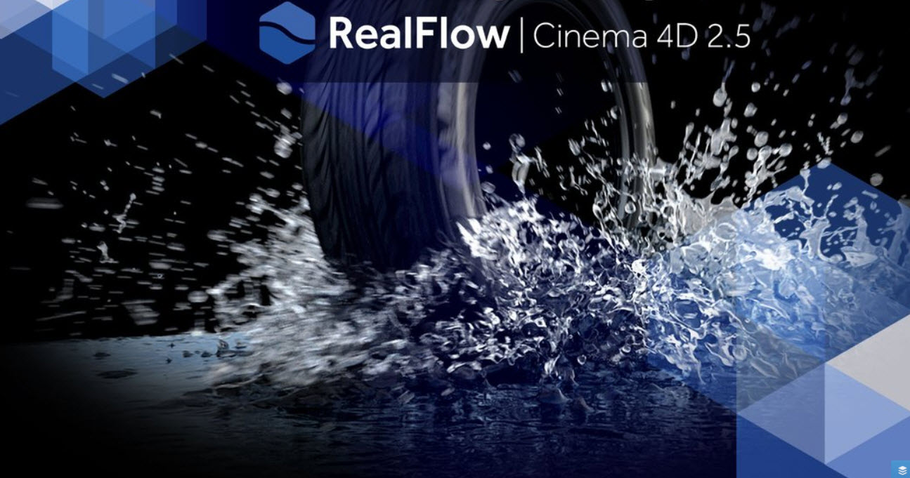 RealFlow V2 5 for Cinema 4D - Plugins Reviews and Download