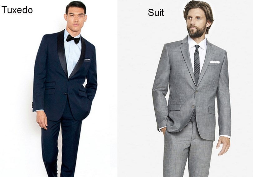 Suit Vs Tux For Prom