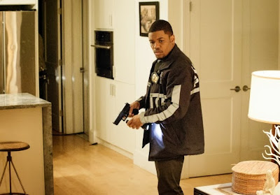 Jon Michael Hill as Detective Marcus Bell in CBS Elementary Season 2 Episode 10 Tremors