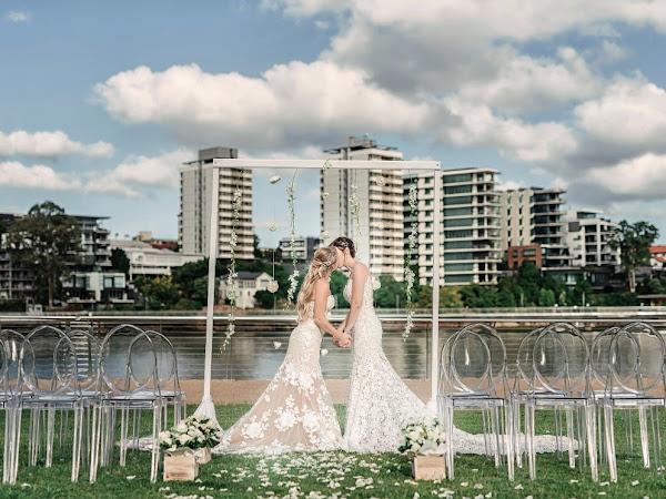 ➳ BLUSHING BRIDES | STYLED BRIDAL INSPIRATION SHOOT {BRISBANE}