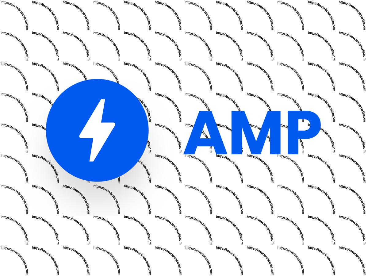 AMP Sebagai Blogspot Blogger Template