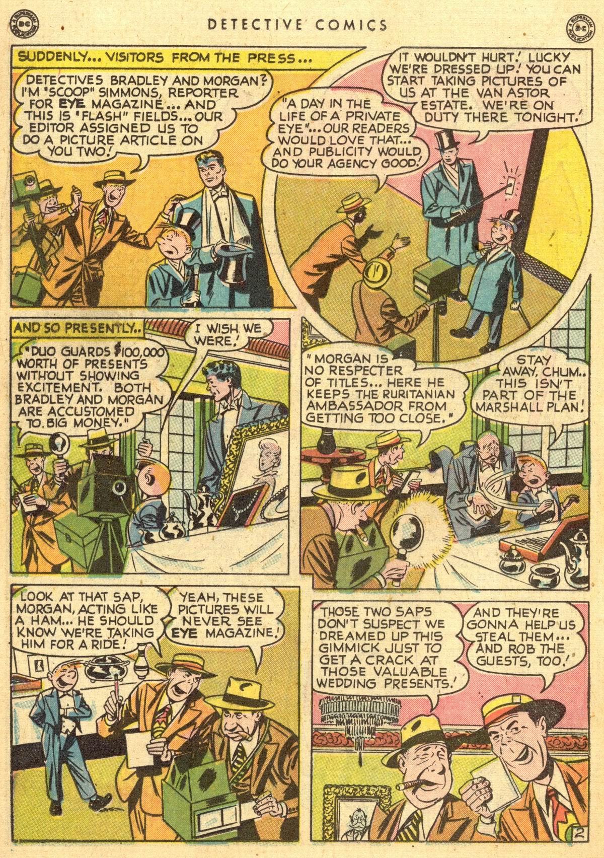 Read online Detective Comics (1937) comic -  Issue #150 - 25