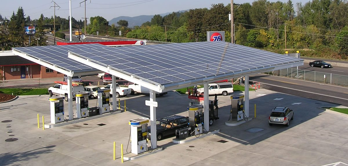 Los Tiempos Han Cambiado Una Petrolera Instalar 225 Paneles
