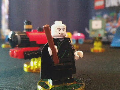 LEGO Dimensions Video Game Fall 2016 Preview Harry Potter Team Pack