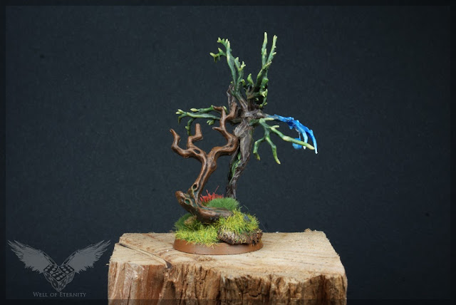warhammer age of sigmar sylvaneth branchwraith conversion 4