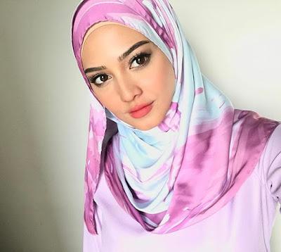 Fathia Latiff hijab