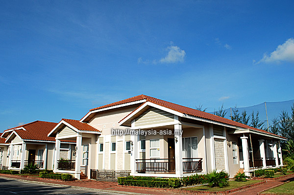 Eastwood Gold Resort Country Club Miri