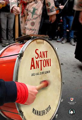 cartel Sant Antoni Manacor