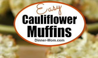 Cauliflower Muffins Recipe – Just 5 Ingredients!