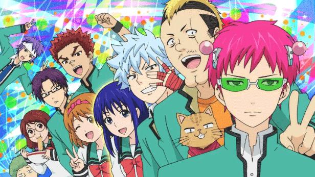 Saiki Kusuo Psi-nan - Best Anime Like Hinamatsuri (Hina Festival)