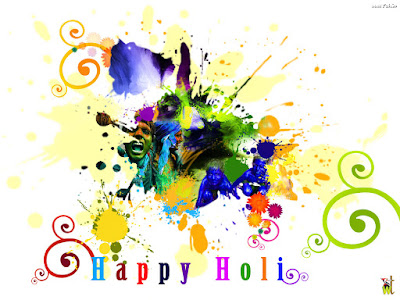 Happy Holi Pics for Laptop