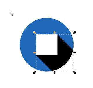 rearrange object di inkscape