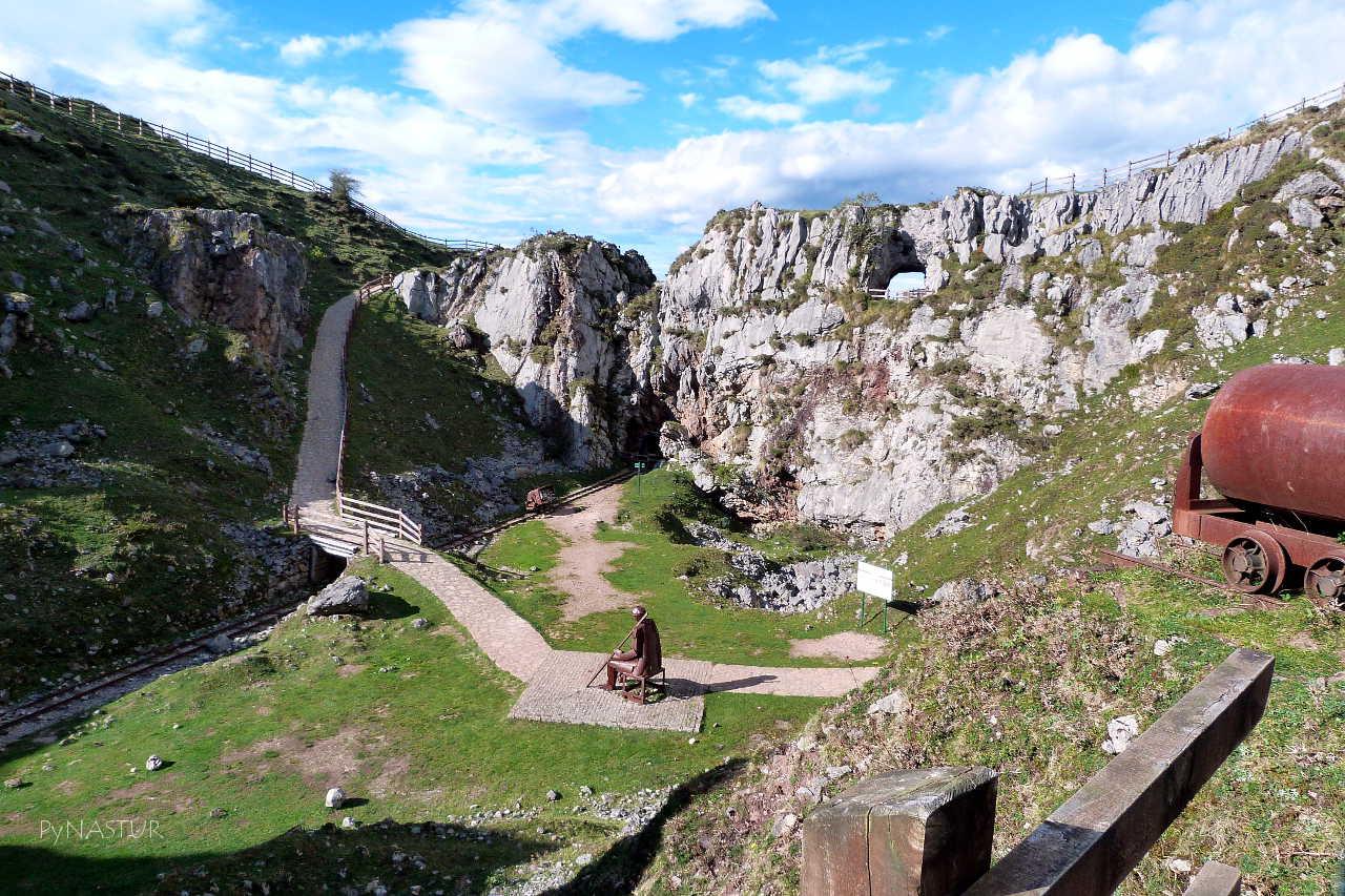 Mina Buferrera - Lagos de Covadonga - Asturias