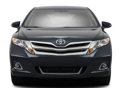 2017 Toyota Venza SUV front  look Hd picture