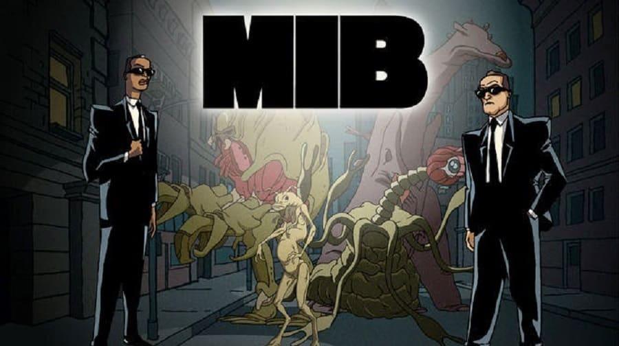 Desenho MIB - Homens de Preto (Desenho) Dublado para download via