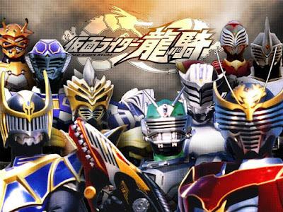 Kamen Rider Ryuki 44 - 50 Tamat Subtitle Indonesia