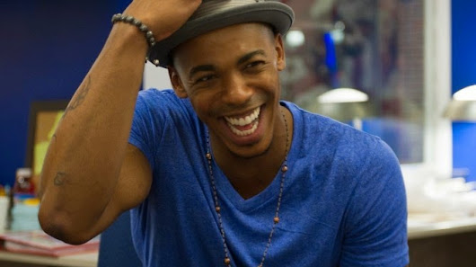 'True Blood' Star Mehcad Brooks Joins 'Supergirl' as Jimmy Olsen